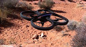 drone télécommande avec caméra