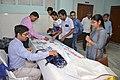 Participants are Registering for SPORTSMEDCON 2019 - SSKM Hospital - Kolkata 2019-03-17 0005.JPG