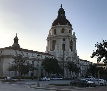 Pasadena City Hall in the Morning.jpg