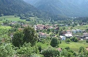 Gruppen - Paspels, the village where Stockhausen began work on Gruppen.