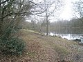 Path around Kingsley Pond - geograph.org.uk - 1709824.jpg