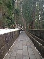 Path for Okumiya of Nikko Tosho Shrine.jpg