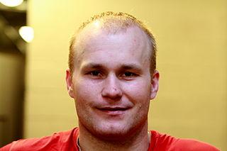 Patrick Thoresen Norwegian ice hockey player