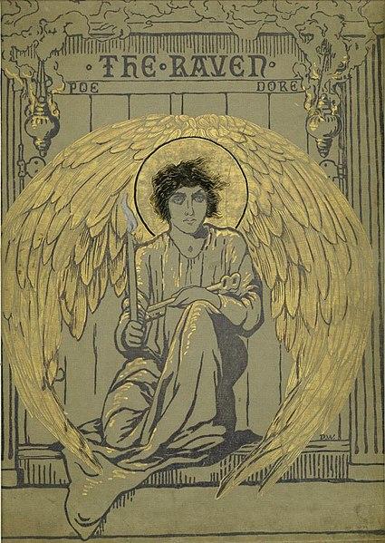 File:Paul Gustave Dore Raven0.jpg