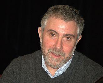 Paul Krugman - Krugman at the 2010 Brooklyn Book Festival.