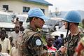 Peacekeepers coordinate security details (6126701621).jpg