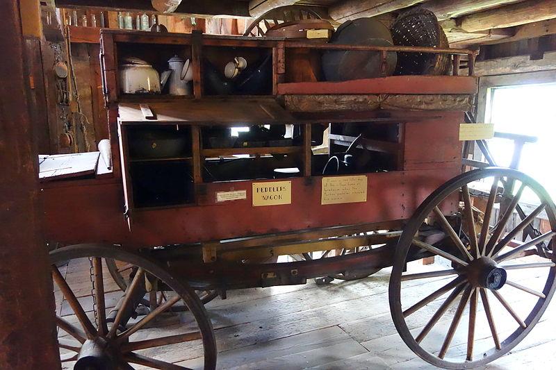 File:Peddler's wagon - Hadley Farm Museum - DSC07658.JPG