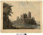 Pembroke castle, south Wales Jany 1st 1800.jpeg