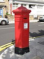 Penfold postbox, Nevill Road-Walford Road, N16 - geograph.org.uk - 872730.jpg