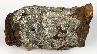 Penroseite sulfide mineral