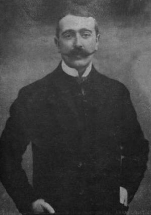 Zsigmond Perényi (1870–1946) - Image: Perényi Zsigmond politikus
