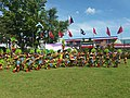 Performers at the 2017 Philippine Independence Day Celebration in Minalabac, Camarines Sur.jpg
