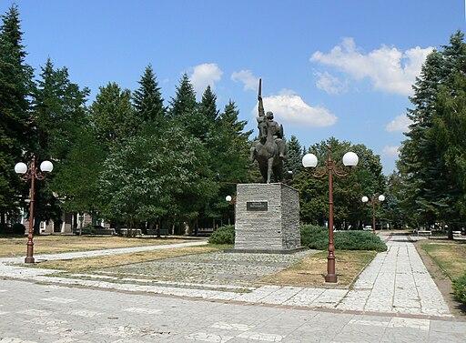 Pernik-Krakra-sculpture
