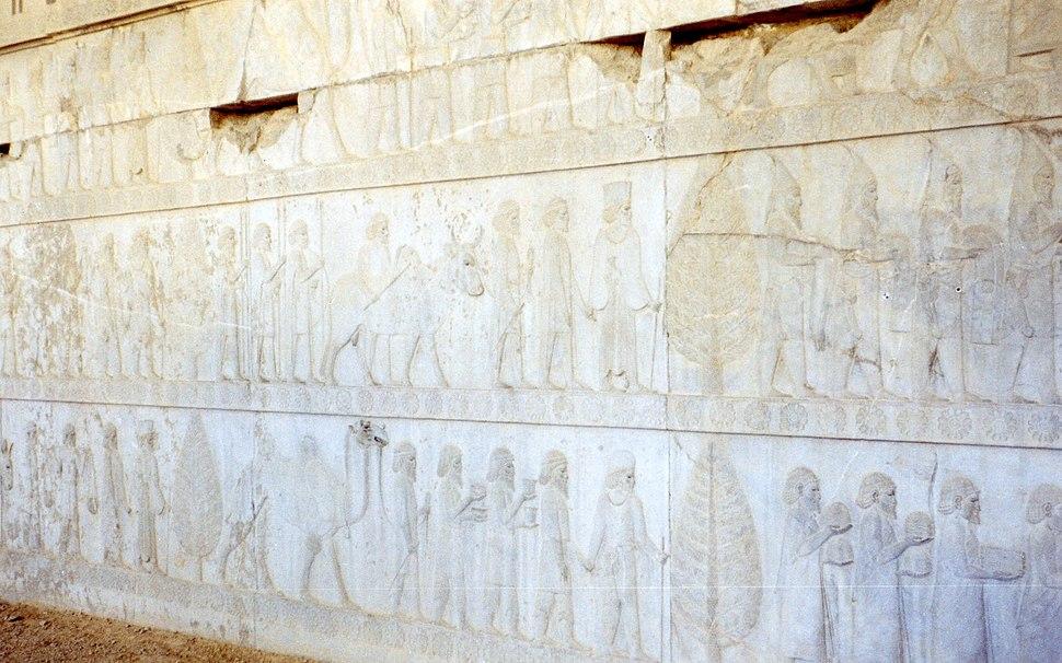Persepolis delegations