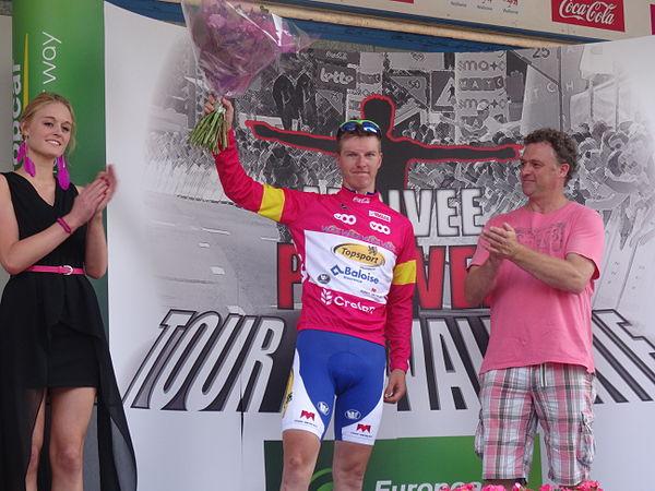 Perwez - Tour de Wallonie, étape 2, 27 juillet 2014, arrivée (D37).JPG