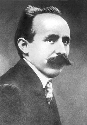 Petar Kočić - Image: Petar Kocic