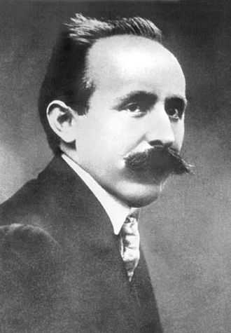 Austro-Hungarian rule in Bosnia and Herzegovina - Petar Kočić, a prominent Bosnian Serb writer and politician