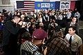 Pete Buttigieg with supporters (49382640002).jpg