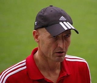 Peter Zeidler German footballer