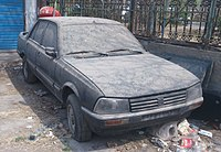 guangzhou-peugeot 505 sx2 (china)