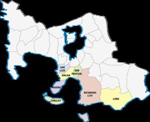 batangas muslim The population of the philippines as of august 1,  the autonomous region in muslim mindanao  batangas: 179,844: 11: lubao: pampanga.