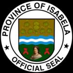 Offizielles Siegel der Provinz Isabela