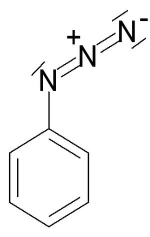 Carbon–nitrogen bond - Phenyl azide