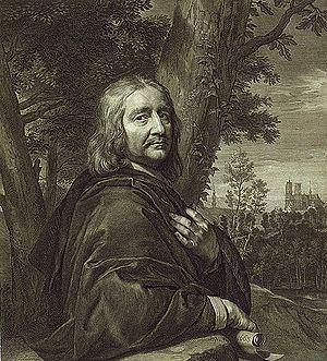 Gérard Edelinck - Philippe de Champaigne