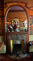 Phillip self portrait, Loie Fuller's Cafe, Providence, Rhode Island, 9 April 2011 - Flickr - PhillipC.jpg