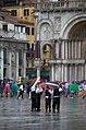 Piazza San Marco on a rainy day 1 (14497671656).jpg