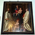 Pier francesco foschi, madonna col bambino e santi (da andrea del sarto), 1540 ca. 01.JPG