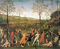 Pietro Perugino - The Combat Between Love and Chastity.JPG