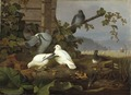 Pigeons (Ferdinand von Wright) - Nationalmuseum - 22008.tif