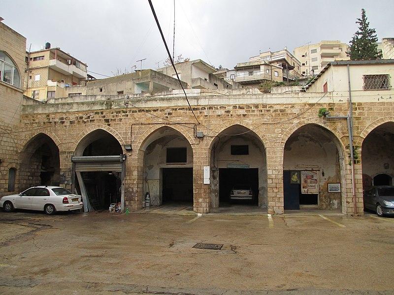 חאן אל-באשה בנצרת