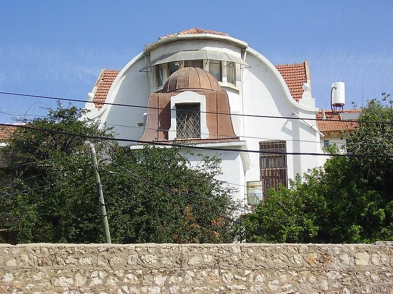 בית שמעון רוקח בנווה צדק