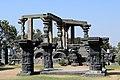 Pillared Hall Warangal Fort.jpg