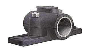 Pillow block bearing type of machine element
