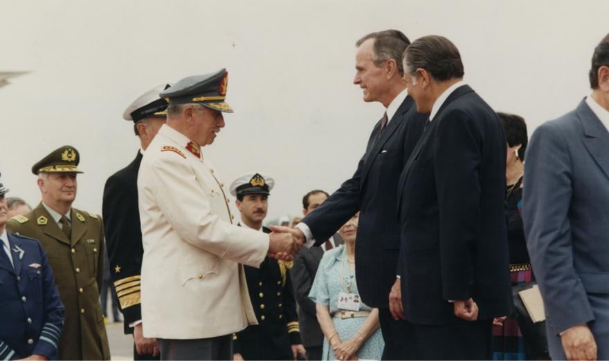 Augusto Pinochet wiki | TheReaderWiki