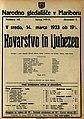 Plakat za predstavo Kovarstvo in ljubezen v Narodnem gledališču v Mariboru 14. marca 1923.jpg