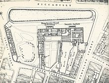 Plan of Manchester Royal Infirmary 1845.jpg