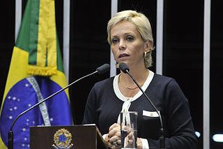 Cristiane Brasil Brazilian lawyer and politician