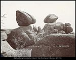 Plum Pudding Rocks, Sherman, U.P.Ry. C.R. Savage Photo, Salt Lake..jpg