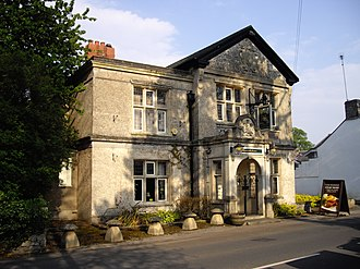 St Fagans - Image: Plymouth Arms, St Fagans, Cardiff