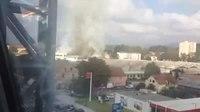 File:Požar podjetje Alpeks v Celju.webm
