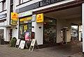 Podbielskistraße 292, Hannover-List, Liststadt, Kiosk am Durchgang zum Eichenplan, Stadttafel 107.jpg