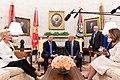 Polish Duda visit to the White House in June 2019.jpg