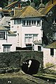 Polperro, the House on Stilts - geograph.org.uk - 571549.jpg