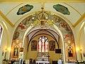 Polska ,Bydgoszcz - wnętrze kościoła pw. św. Józefa Rzemieślnika - panoramio (4).jpg