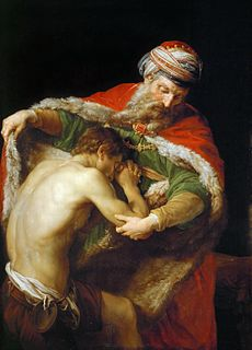 Parable of the Prodigal Son New Testament parable