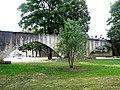 Pont des grilles de la Basse Seille Metz 53.jpg